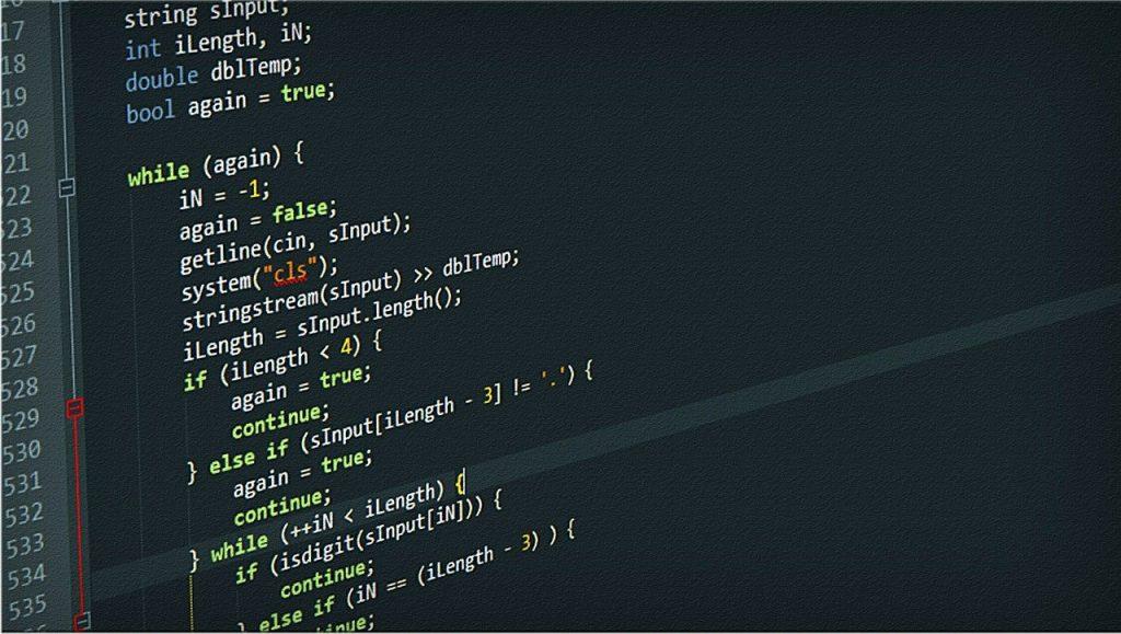 source code, code, programming